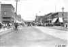 Glidden participants in North Platte, Neb., at the 1909 Glidden Tour