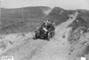Midland car coming out of sand near Sutherland, Neb., at the 1909 Glidden Tour