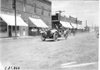 John Machesky in Chalmers car entering Hillrose, Colo., at 1909 Glidden Tour