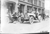 Jewell car on city street at Ft. Morgan, Colo., at 1909 Glidden Tour