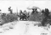 Rapid motor car stopped along a rural road in Colorado, at 1909 Glidden Tour