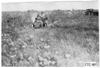 Glidden tourist vehicle on the Colorado prairie, at 1909 Glidden Tour