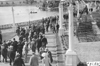 Glidden tourists and onlookers at Lakeside Park, Denver, Colo., at 1909 Glidden Tour