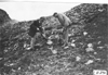 Lowry and D. McIntosh digging on Mt. McClellan, Colo., at 1909 Glidden Tour