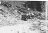 Rapid motor truck on rock covered mountain road in Colo., at 1909 Glidden Tour