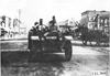 Marmon car #5 arriving in Hugo, Colo., at the 1909 Glidden Tour