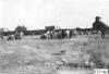 Glidden tourists in Oakley, Kan., at the 1909 Glidden Tour