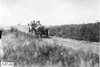 Chalmers car on rural road near Bunker Hill, Kan., at 1909 Glidden Tour