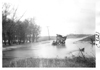 E.M.F. car stuck in water, on pathfinder tour for 1909 Glidden Tour