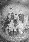 Charles Moeckel Family formal portrait