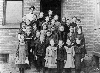 Young School Group circa 1890