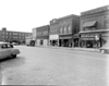 Main Street prior to demolition for Kresge Building