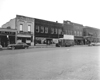Main Street prior to demolition of Kroger Store, c. 1950