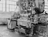 Stamping Machine at Daisy Manufacturing Company used to make parts for Daisy Air Rifles