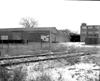 Rear view of the empty Daisy Manufacturing Company building, 1961