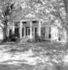 Historic Home on S. Main Street later moved to N. Territorial Trail.