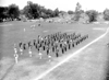 Plymouth High School Marching Band, July 4, 1956