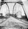 Phoenix Bridge with Phoenix Mill in view, c1897
