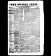The Owosso Press, 1864-01-02 part 1