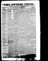 The Owosso Press, 1864-03-19 part 1