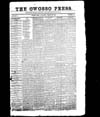 The Owosso Press, 1864-03-26 part 1