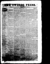 The Owosso Press, 1864-04-16 part 1