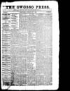 The Owosso Press, 1864-05-07 part 1