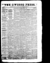 The Owosso Press, 1864-10-01 part 1