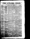 The Owosso Press, 1864-12-24 part 1