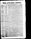 The Owosso Press, 1865-02-04 part 1