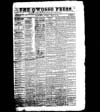 The Owosso Press, 1865-03-25