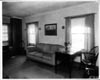 North side of living room, photograph