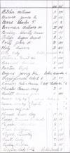 Oak Ridge Cemetery Records, Page 73 part 1