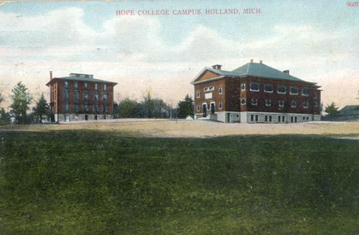 calvin college michigan