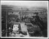 Aerial view of Kalamazoo Vegetable Parchment Company