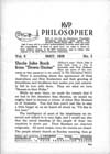 KVP Philosopher Vol. 8, No. 5, May 1939 booklet part 3