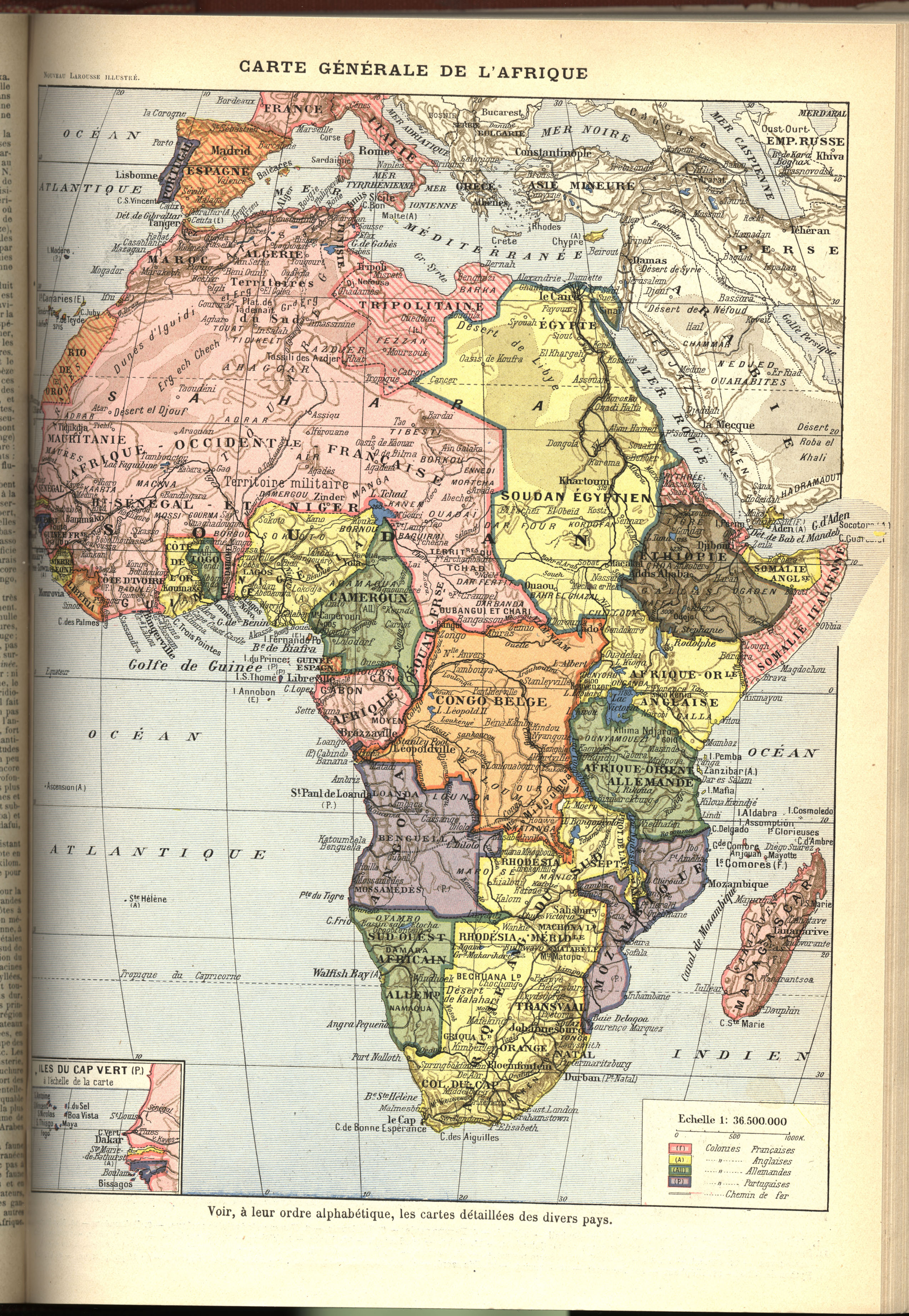 Africa 1898 Scanned Maps Map Library Msu Libraries