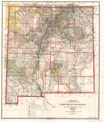 1903, New Mexico