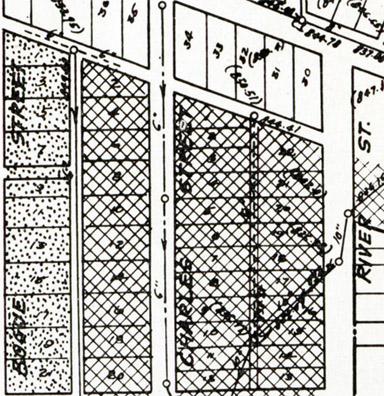 Cedar Village zoning, 1926