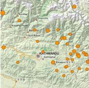 nepal mapping
