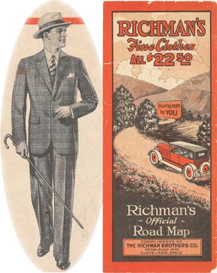Richman menswear
