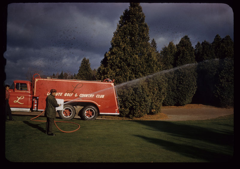 2000 gal. Water Wagon Waters Greens #2 Course