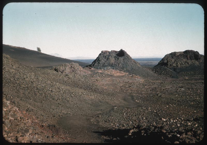 Lava Cones at carters of the moon Nat'l Mon