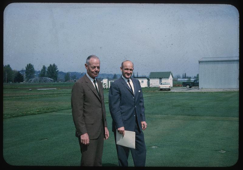 Ed Dun & Roy Goss