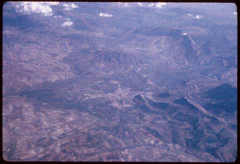 Oranada from plane