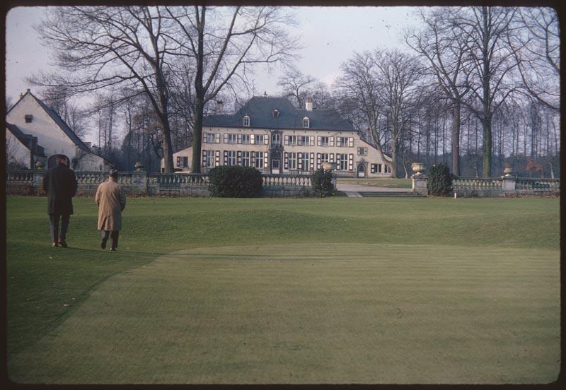 Clubhouse Royal Belgian C. C.