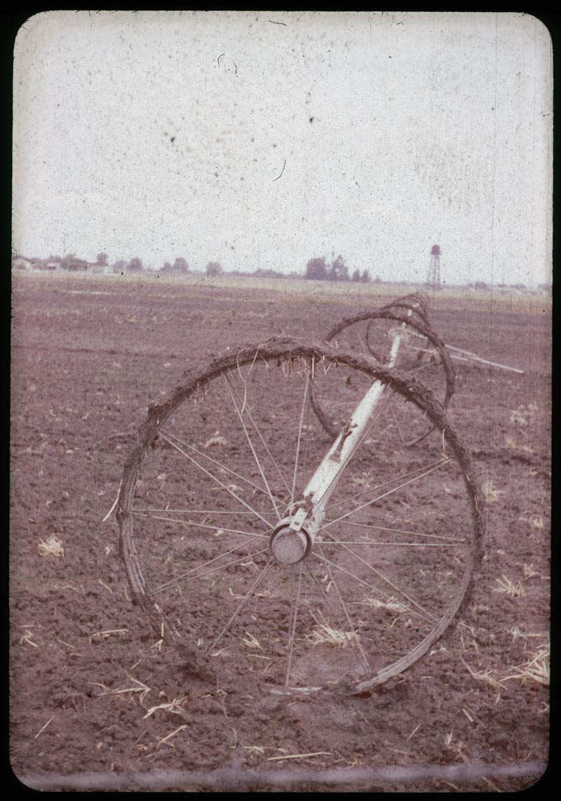 Portable Field Sprinkler