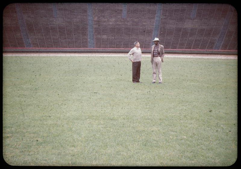 Athletic Field   Van Garden