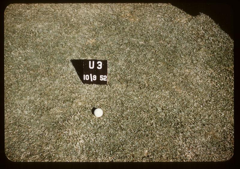 U-3 watered once Aug. 1