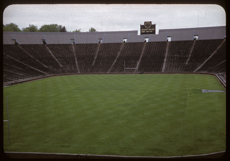 Stadium from Stands